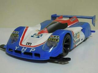 37号車 トムゴディ R89C